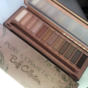 Buff Collection by Pure Cosmetics